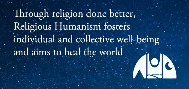 What on Earth is Religious Humanism?